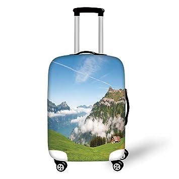Amazon.com: Funda protectora para maleta de viaje, marco de ...