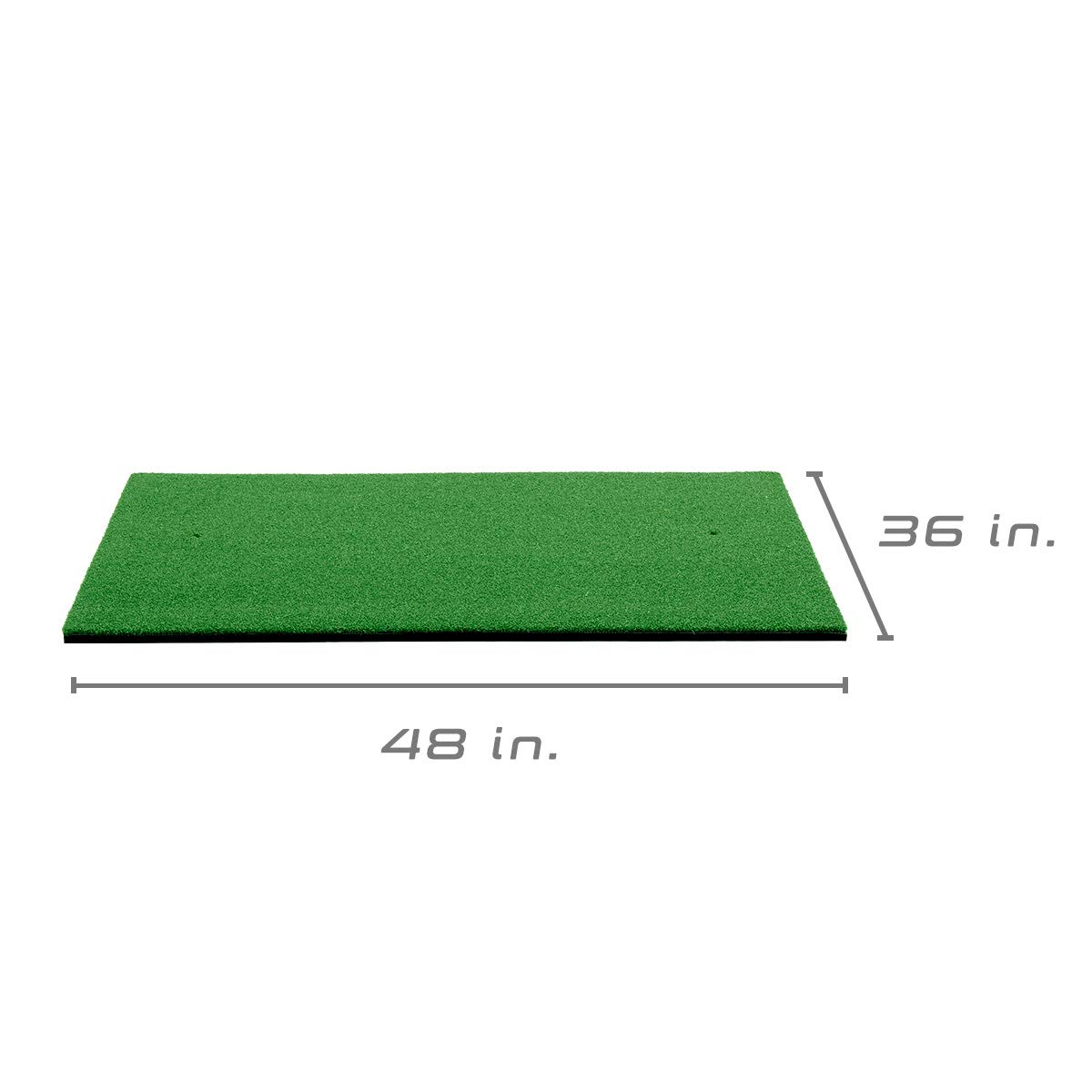 Motivo Golf Fairway One Pro Golf Hitting Mat 3 x 4 Feet Free Two-Day Delivery