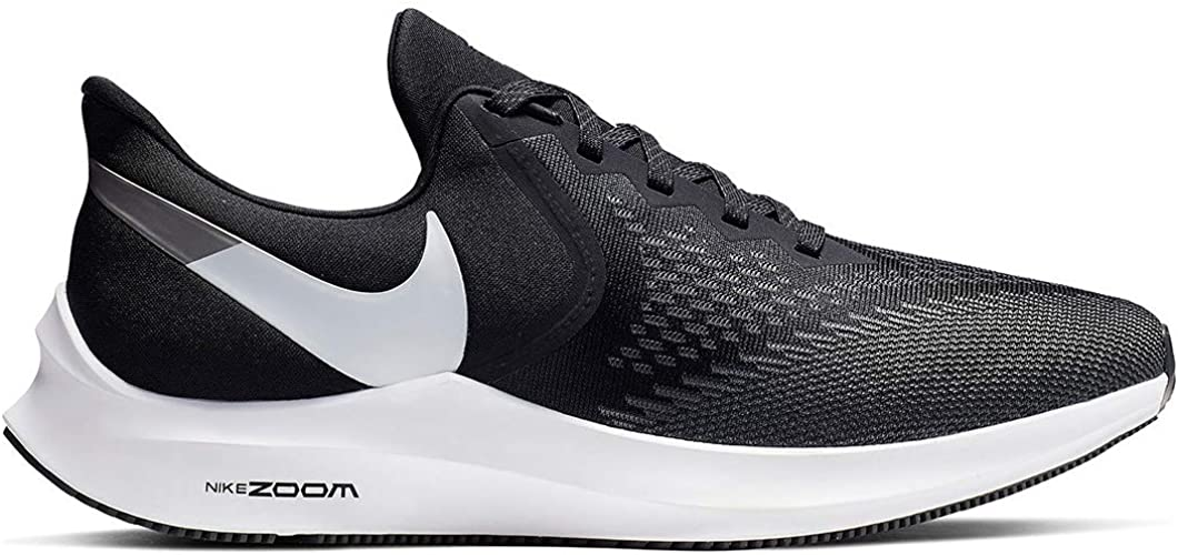 Amazon.com | Nike Zoom Winflo 6 4e Mens BQ9685-001 | Road ...