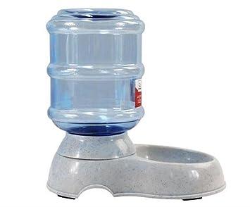 WYXIN Dispensador de agua para mascotas Waterer automático para perros y gatos , B , S: Amazon.es: Productos para mascotas