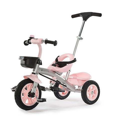 ZGP &Cochecito de bebé Triciclo para bebés, Paseo en ...