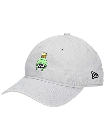 New Era Men Caps Snapback Cap Looney Tunes Marvin The Martian Grey  Adjustable  Amazon.co.uk  Clothing f643d70e8ef