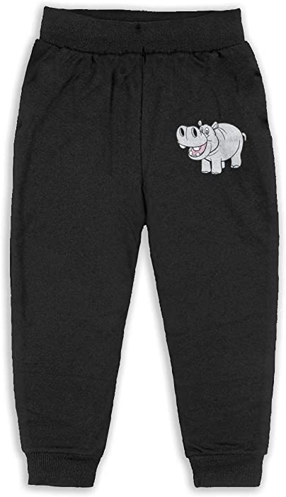 Cqelng Oii Cute Sheep Birthday Cake and Candle 2-6T Boys Active Jogger Soft Pant