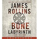 The Bone Labyrinth CD: A Sigma Force Novel