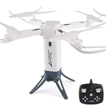 WOSOSYEYO JJR / C H51 Helicóptero Tipo Cohete 360 WiFi FPV Selfie ...