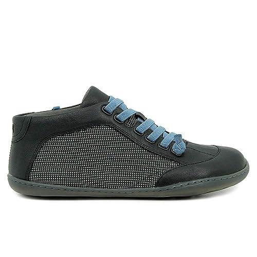 CAMPER - Botín - Cordones - Piel - Colores - 37: Amazon.es: Zapatos y complementos