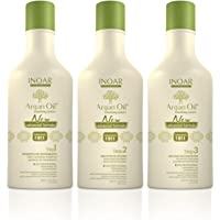 Inoar Argan Oil System Kit - 250 ml by Inoar Professional