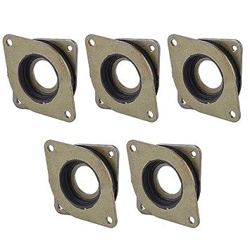 Wendry Piezas de la Impresora 3D,5 Piezas 42 amortiguadores ...