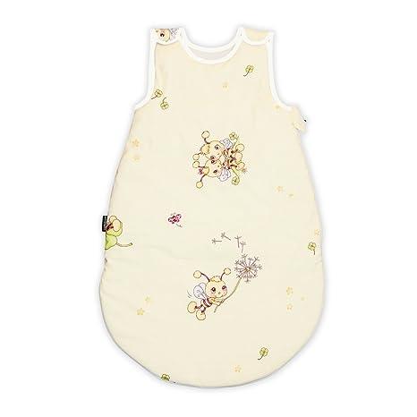 Happy Bees (Abejas) PatiChou Sacos de dormir sin relleno para bebés 24