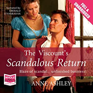 The Viscount's Scandalous Return Audiobook