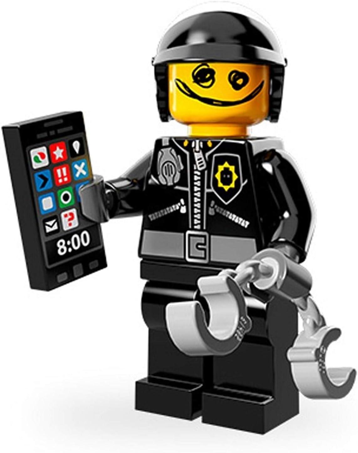 LEGO The Movie Bad Cop Good Cop Minifigure Series 71004