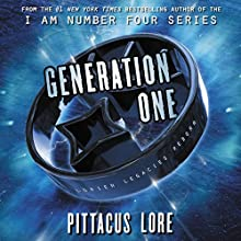 Generation One Audiobook by Pittacus Lore Narrated by P. J. Ochlan