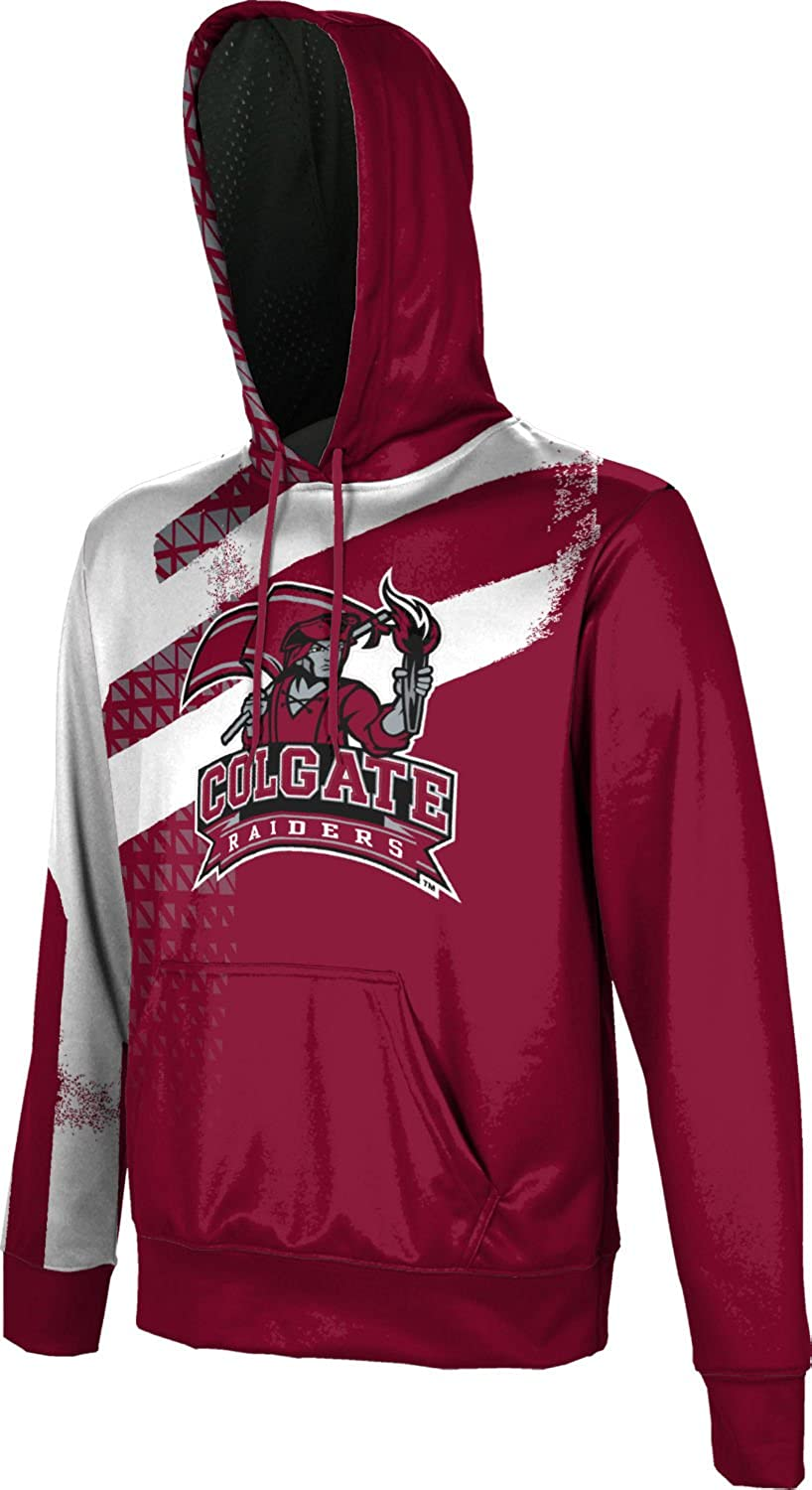 Colgate University Mens Pullover Hoodie School Spirit Sweatshirt Structure