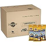 Pedigree DentaStix Daily Dental Chews Dog, 112 Sticks, Medium