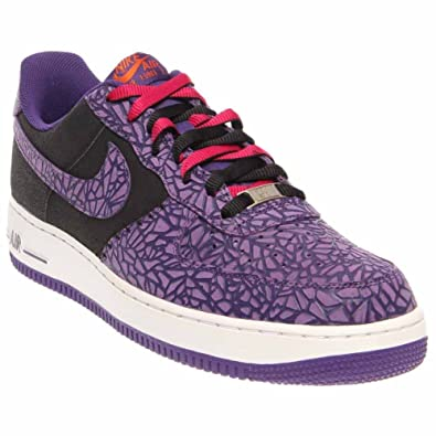 new product 49f85 d6e79 Nike Air Force 1 Low Mens Basketball Shoes 488298-025 Black 13 M US