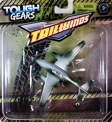 Tailwinds Messerschmidt Me-262 World War II Era German Fighter Jet - Diecast Metal Scale Model by Maisto