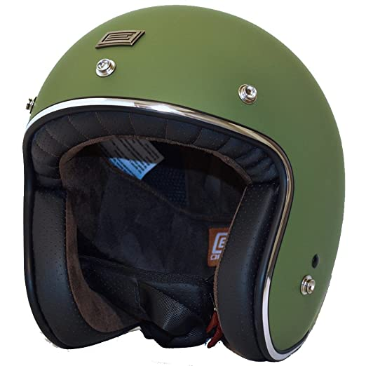 Amazon.es: Origine - Casco para Moto Origine Primo Green Army - Color verde - Talla M