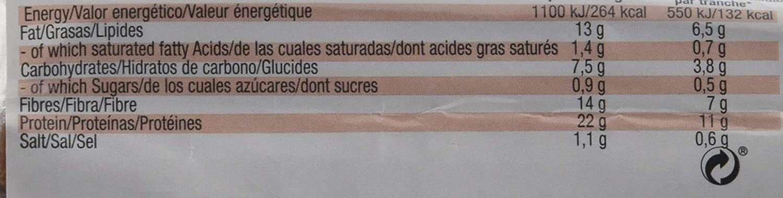 Weider WJW.208100 Victory Protein Bread Protein Bread Normal 250 gr: Amazon.es: Salud y cuidado personal