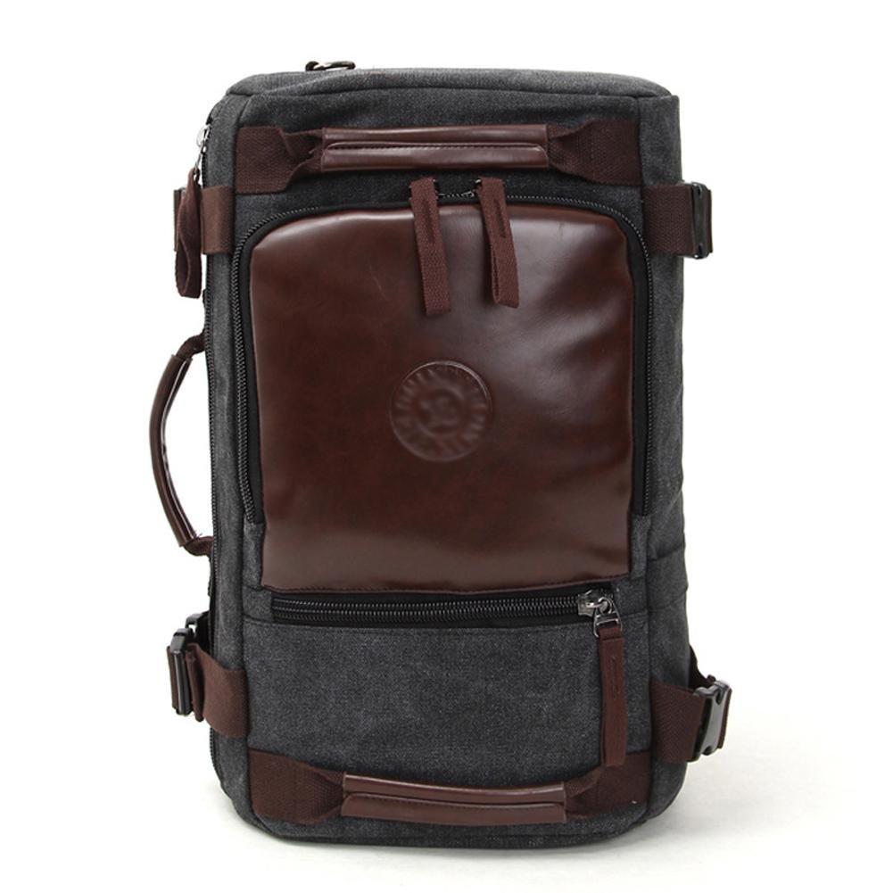 SZH&BEIB de Moda mochila de SZH&BEIB lona unisex del recorrido al aire libre Mochila casual para la escuela o el ordenador portátil bolsa de trabajo , C 90a81c