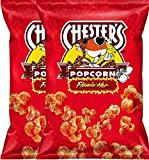 NEW Chesters Popcorn Flaming' Hot/Cheese Net Wt 2oz (Flaming hot, 2)