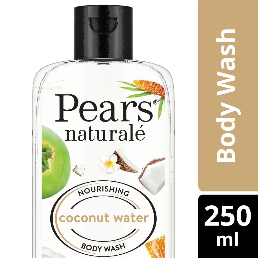Pears Naturale Nourishing Coconut Water Bodywash, 250 ml