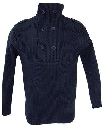Ausverkauf Rabatt bis zu 60% schnelle Farbe Herren Pulli Stylische Jungen Pullover Shirt m.Rippstrick Grau,Blau  od.Schwarz