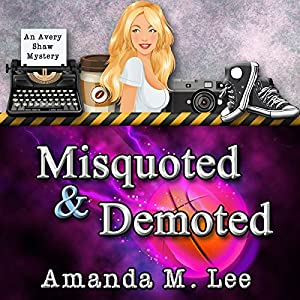 Misquoted & Demoted Audiobook