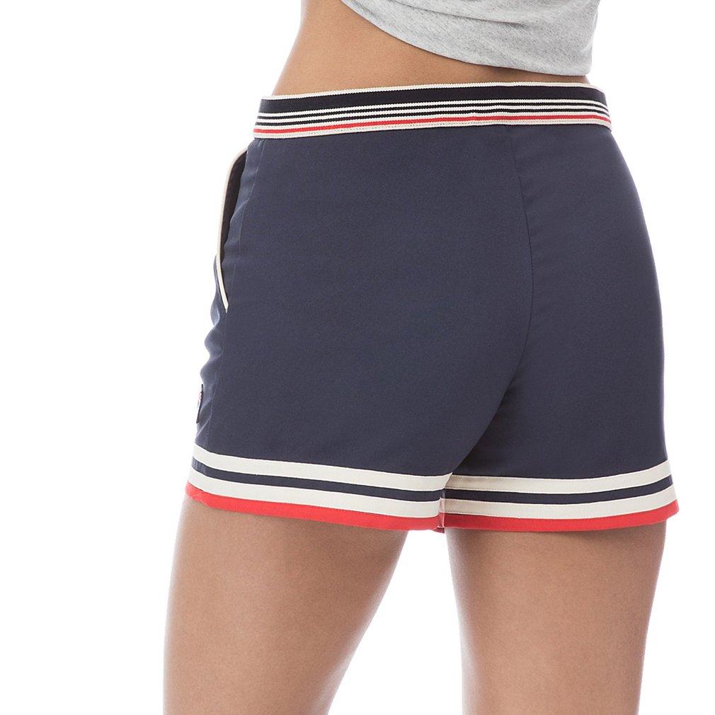a4c14b88b348 Fila Women's Dyer Shorts - Blue -: Amazon.co.uk: Clothing
