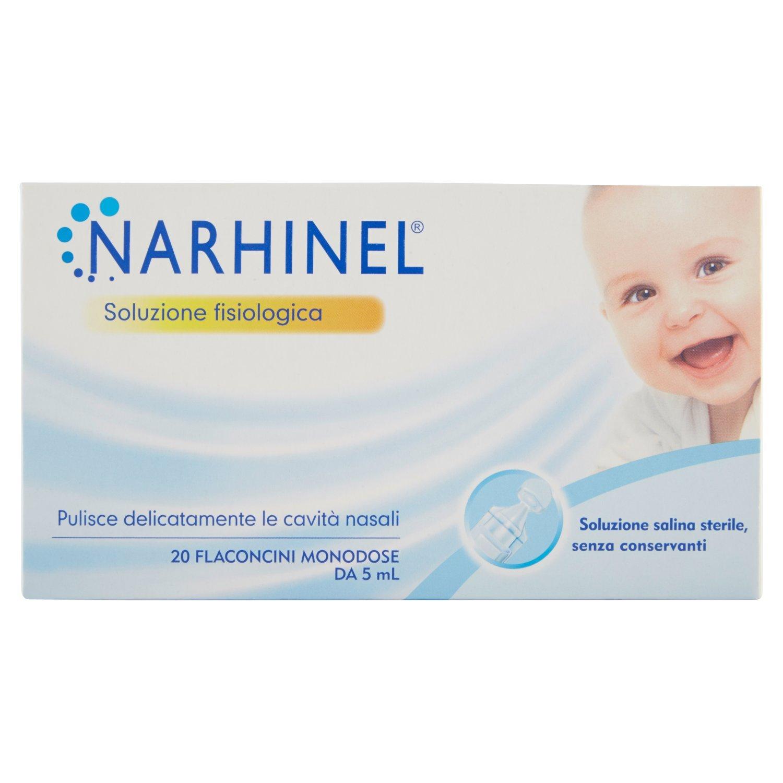 NARHINEL SOL FISIOL 20F 5ML Novartis