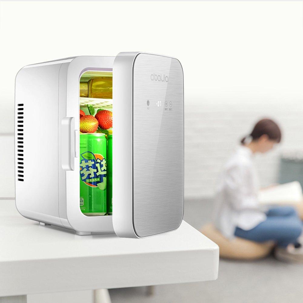 YZY Mini Congelador Refrigerador del Coche 8L Refrigerador Pequeño ...
