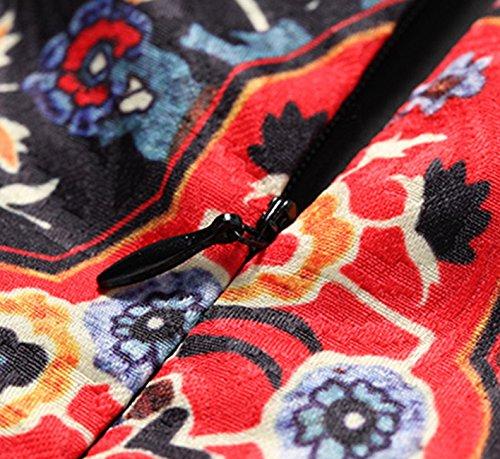 36 Robe Angatrade Fiora Soirée De Élégante D'été Multicolore Estivale Gala Plage 4qxRnw6qP