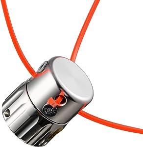 Codirom String Trimmer Head Universal Trimmer Head Brush Cutter Head Replacement Head for Trimmer Compatible with Sthil Husqvarna Worx Greenworks Craftsman Dewalt Black Decker String Trimmer