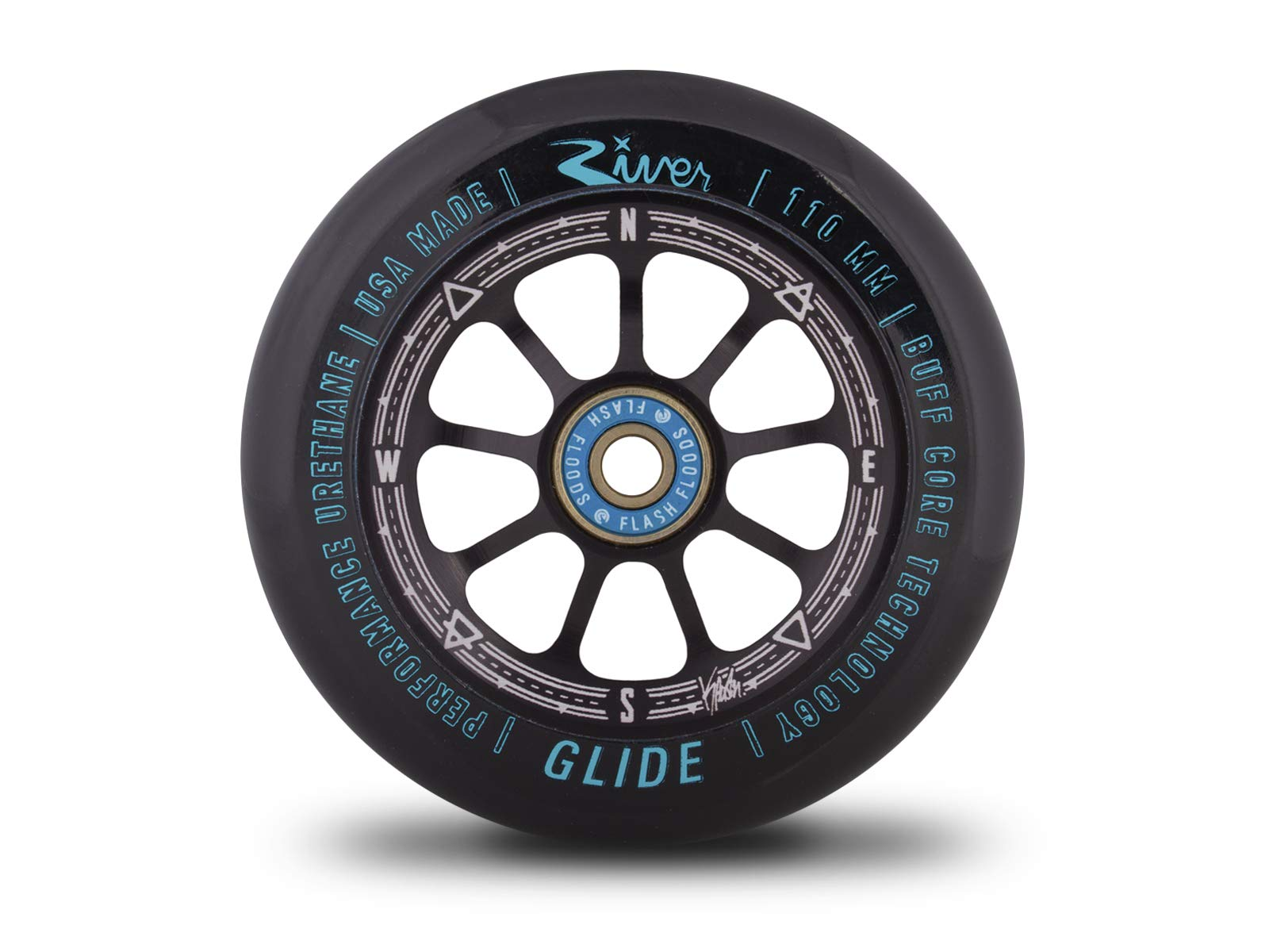 River Glide Wheels - Kevin Austin Signature