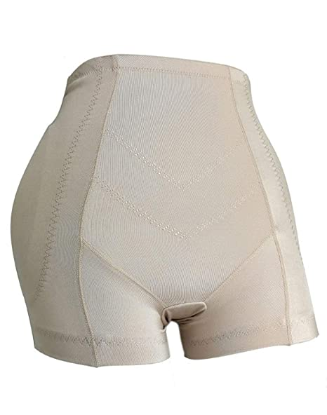 3552b6e3453 VENI LYNN Women Hip Up Padding Panties Butt Lifter Enhancers Boyshort for  1.5cm Thick Foam Hip Pads at Amazon Women s Clothing store