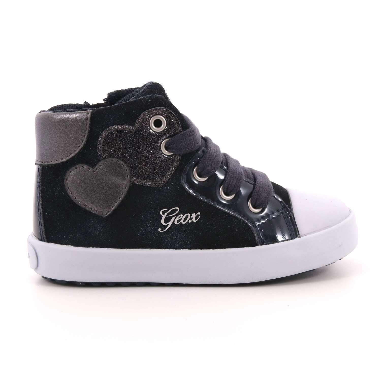 Geox B Kilwi C, Sneakers Basses bébé Fille