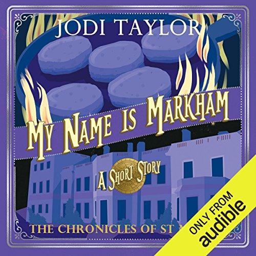 Bargain Audio Book - My Name is Markham
