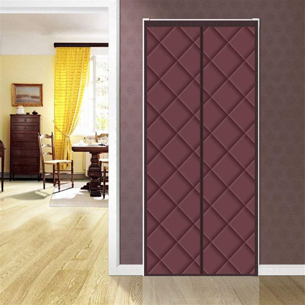 hmhd rideau de porte isolant phonique rideau anti mouche rideau thermique isolants anti froid auto plus pres velcro installation pour porte de