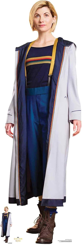 13. Doktor lebensgro/ß Offizieller Star Cutouts Jodie Whittaker