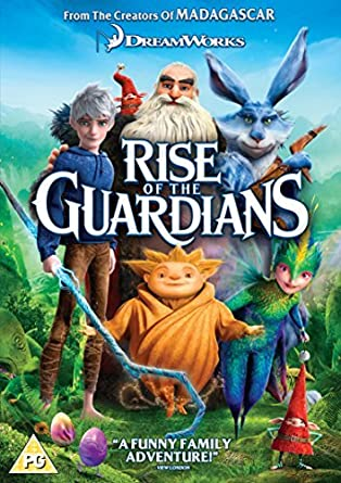 Rise of the Guardians [DVD] by Chris Pine: Amazon.co.uk: Chris ...