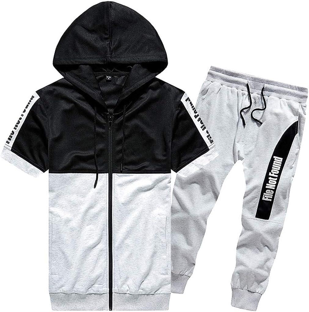 Palarn Mens Fashion Sports Shirts Men Splicing Print Long-Sleeve Beefy Muscle Basic Solid Blouse Tee Shirt Top