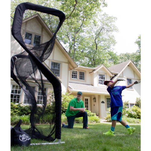 Baseball Hitting Rebounder by The Net Return