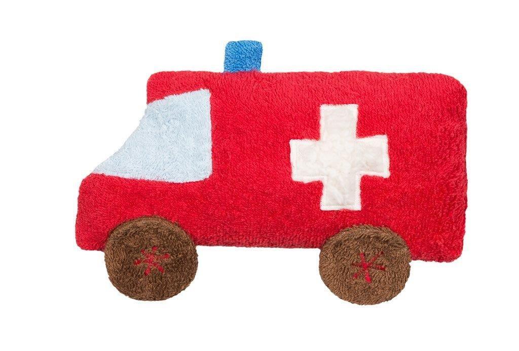 kontrolliert biologischer Anbau Made in Germany organic Efie Dinkel-W/ärmekissen Auto//Ambulanz
