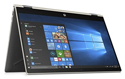 2019 Newest Flagship HP High Performance 2-in-1 Convertible x360 Laptop, 15.6