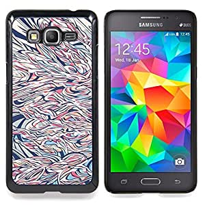 For Samsung Galaxy Grand Prime SM-G530F G530FZ G530Y G530H G530FZ/DS , Dibujo Moderno Arte Pintura - Diseño Patrón Teléfono Caso Cubierta Case Bumper Duro Protección Case Cover Funda