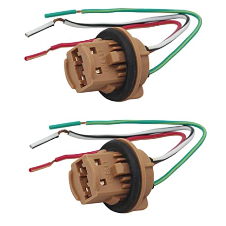 Amazon.com: Yolu H7 hembra adaptador de cableado arnés ...