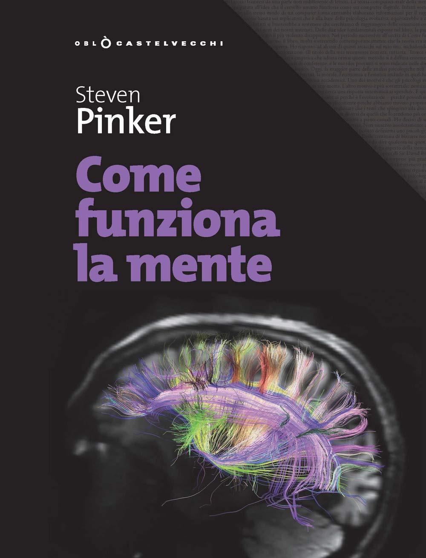 Copertina Libro Come funziona la mente