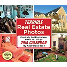 Terrible Real Estate Photos 2016 Day-to-Day Calendar