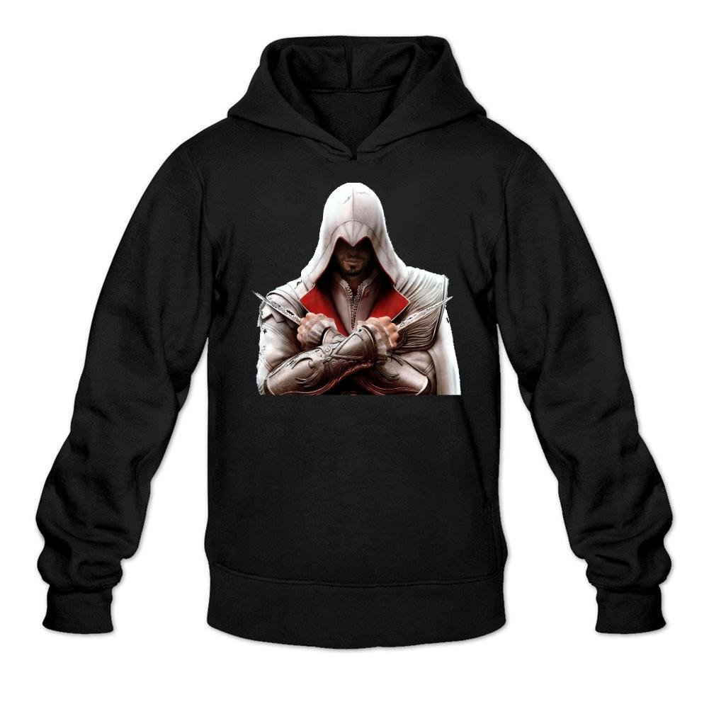 Creed Mens Logo Pullover Hoodie
