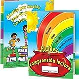 Carpeta De Fluidez Y Comprensión Lectora (Fluency for Comprehension Folder) - Set of 12