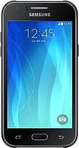 Samsung Galaxy J1 - Smartphone Libre 3G (Pantalla: 4,3 Pulgadas, 4 ...